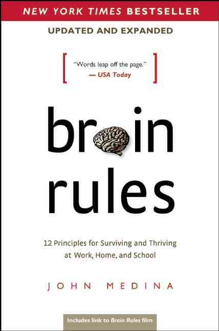 Brain Rules By Medina, John