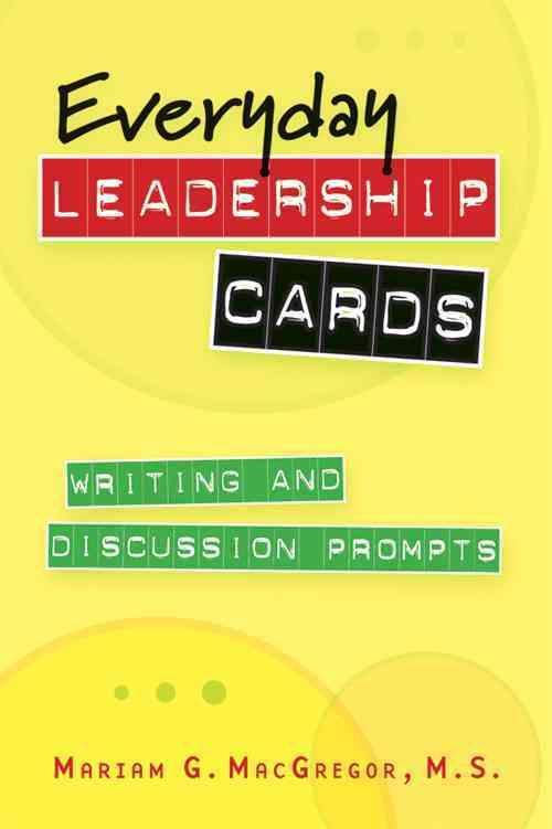 Everyday Leadership Cards By Macgregor, Mariam G.